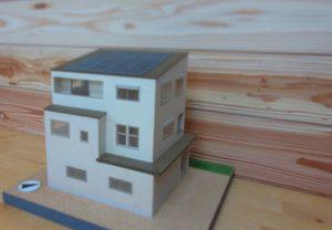 いずみ建築設計株式会社模型